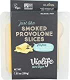 Violife, Provolone Smoked Slices, 7.05 Ounce