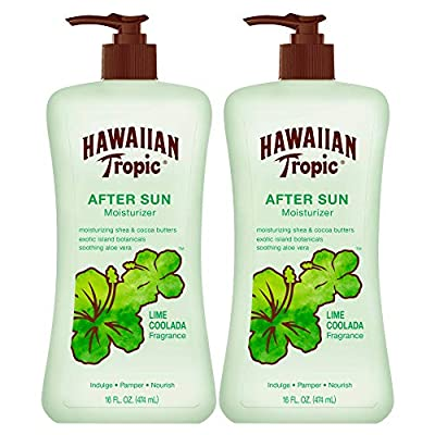 Hawaiian Tropic Lime Coolada