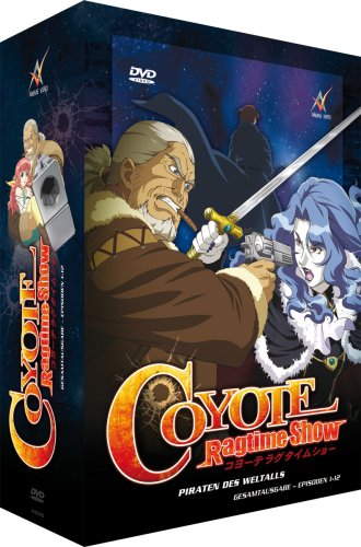 Coyote Ragtime Show - Gesamtausgabe (4 DVDs)