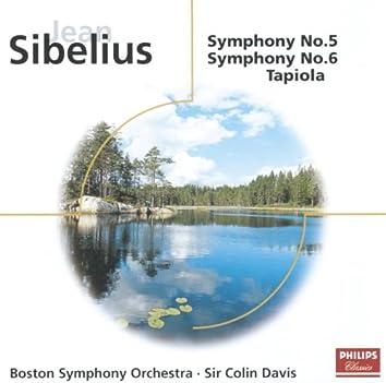 Sibelius: Symphonies Nos.5 & 6/Tapiola