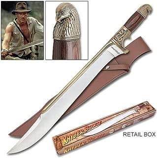 Indiana Jones Khyber Bowie Knife Movie Replica Sword