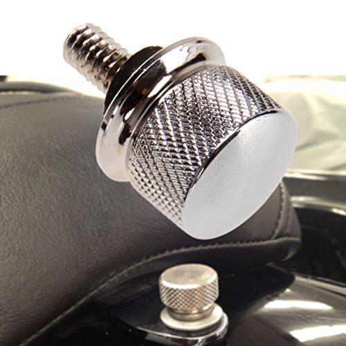 Motorrad Aluminium Sitz schraube Für Harley Chrom