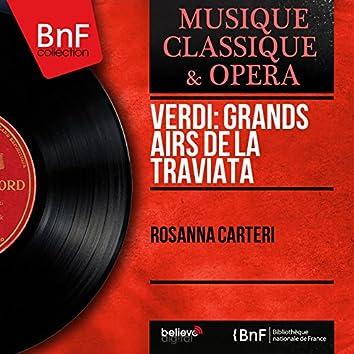 Verdi: Grands airs de La traviata (Mono Version)