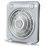 MEIDUO 空調・季節家電 50W電動ファン卓上学生の生徒のタイミング 扇風機