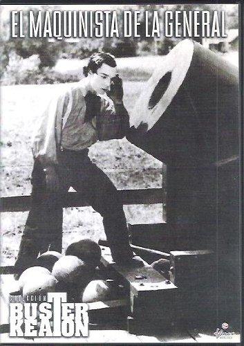 El maquinista de la general + The Railrodder