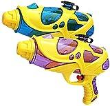 Pistola de Agua Super Soaker,Super Soaker,Super Pistola de Agua,Water Gun,Pistolas de Agua para Niños,Pistolas de Agua Chorro,Juguete Pistola de Agua,Blaster de Agua (A)