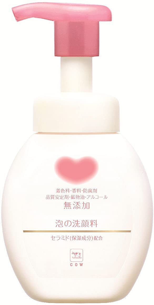 雨の相反する精巧な【まとめ買い】カウブランド 無添加泡の洗顔料 本体 200ML ×2セット