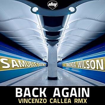 Back Again (Vincenzo Callea Rmx) [feat. Amanda Wilson]