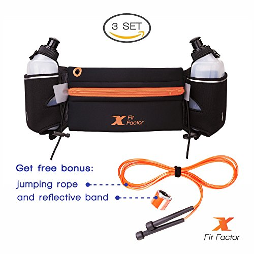 X-Fit Factor's Running Hydration Belt
