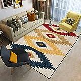 Klein Ball Teppich-Mode ethnischen nationalen Böhmen persischen Stil Multi-Color European Floral Tür/Küche Matte Wohnzimmer Schlafzimmer Bereich Teppich Teppich 160X230CM