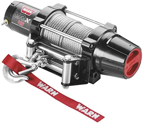 New Warn VRX 4500 Max 46% OFF lbs. Specific Winch Max 88% OFF Model Wire Cable