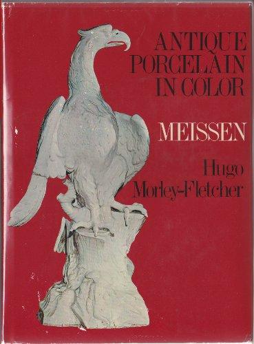 Antique porcelain in color: Meissen