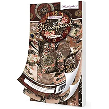 Hunkydory ~ DL Paper Pad ~ 72 x 150gsm sheets ~ Musical Instruments