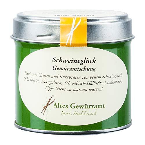 Altes Gewürzamt Schweineglück Grill Gewürzmischung 80 Gramm - Ingo Holland