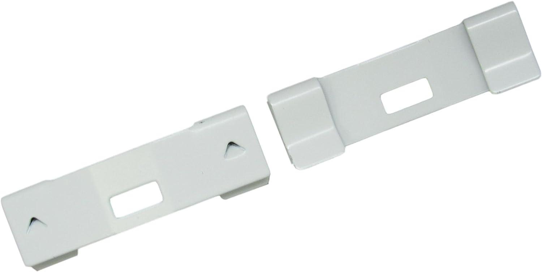 Denver Mall Vertical Blind Repair Clips - Max 40% OFF Broken Vanesavers Ve Fixes White