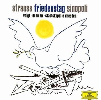Strauss, R.: Friedenstag
