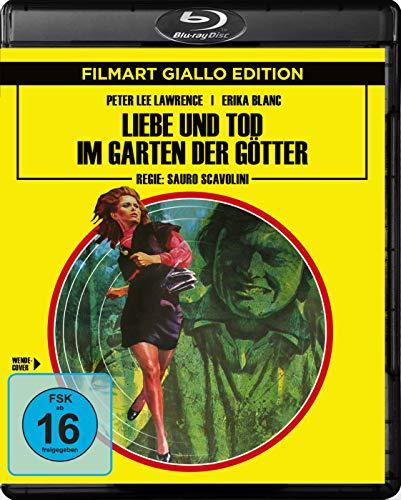 Liebe und Tod im Garten der Götter - Filmstart Giallo Edition (OmU) [Blu-ray]