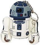 Star Wars 741018 - Llavero con Peluche de R2D2 (12 cm)