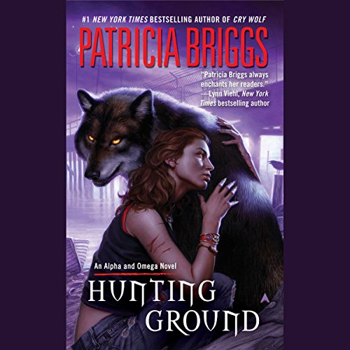 Page de couverture de Hunting Ground