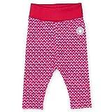 Sigikid Baby - Mädchen Leggings Leggings,, per pack Rosa (pink 686), 86 (Herstellergröße: 86)