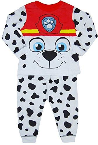 Boys Paw Patrol Pyjamas Costume Fancy Dress Marshall 18-24 Months 2 3 4 5 6...