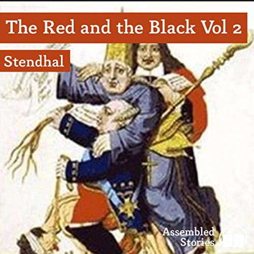The Red and the Black, Volume 2 cover art