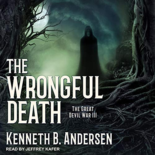 The Wrongful Death  By  cover art
