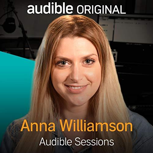 Anna Williamson audiobook cover art