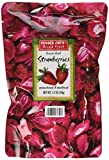 3 Pack Trader Joe's Dried Fruit Freeze Dried Strawberries, Whole30 Pantry Essentials