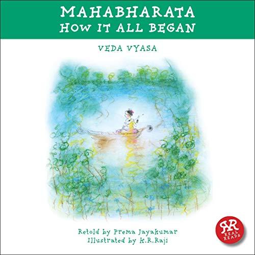 Mahabharata: How It All Began cover art