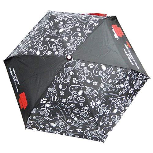 スヌーピー[折畳傘]折りたたみ傘/&ウッドストック ピーナッツ タキヒヨー 雨具 キャラクター グッズ 通販