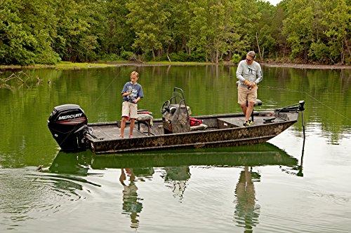 Foot-Control Trolling Motor in Fishing