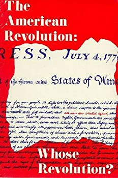 The American Revolution: Whose Revolution (The American Problem Studies) 0882753975 Book Cover