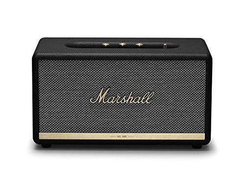 Marshall Stanmore II Wireless Bluetooth Speaker - Black (Renewed)