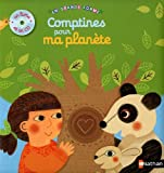 Comptines pour ma planete (1 CD audio) Nathan