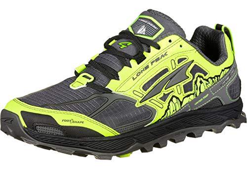 Altra Lone Peak 4.0 Zapatillas de Trail Running Yellow