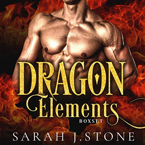 Dragon Elements Box Set (Dragon Shifter Romance) audiobook cover art