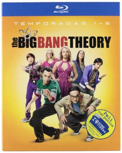 The Big Bang Theory - Temporadas 1-5 [Blu-ray]