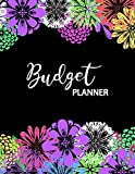 Budget Planner: Financial Organizer & Budget Notebook Size: 8.5 X 11. 12 Months of Tracking: Debts + Savings +Bills + Debt Trackers. Budgeting Planner Workbook ( Undated - Start Any Time)