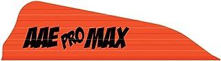 AAE Pro Max Vane Fire Orange 100 pk.