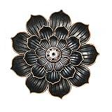 tJexePYK - Porta bastoncini di incenso, colore: marrone