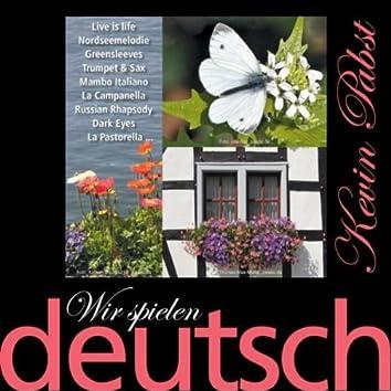 Wir Spielen Deutsch - Live Is Life