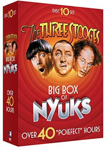Three Stooges - Big Box of Nyuks