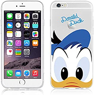 NUEVO Winnie the Pooh de Disney Mickey & Daisy transparente TPU Soft case para iPhone 6