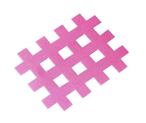 Kintex Cross Tape Pink 44x52mm, 20 St.
