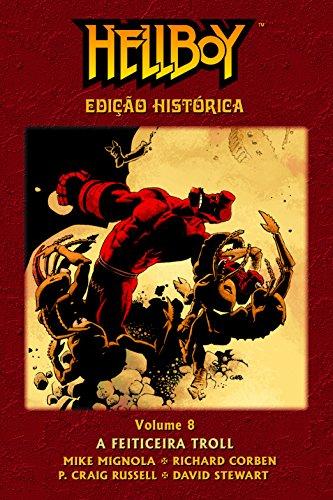 Hellboy. A Feiticeira Troll - Volume 8