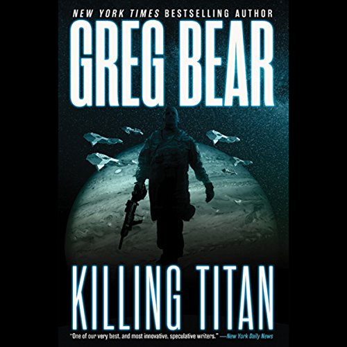 Killing Titan audiobook cover art
