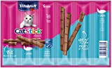 Vitakraft Cat-Stick Mini - Friandise Premium pour Chat Saveur Saumon - 1 Sachet...