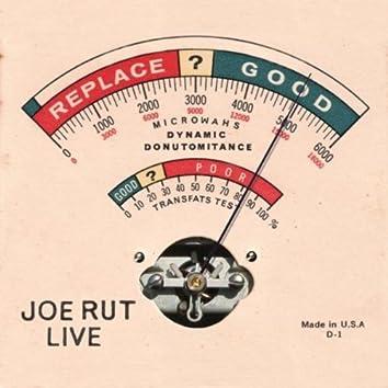 Joe Rut Live