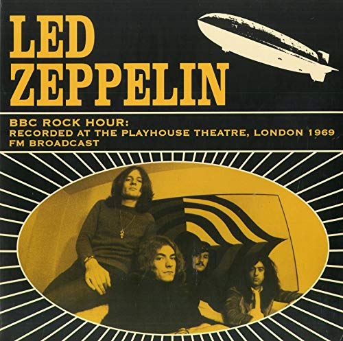 Bbc Rock Hour: Recorded At The Playhouse Theatre, London 1969 [Vinyl LP]